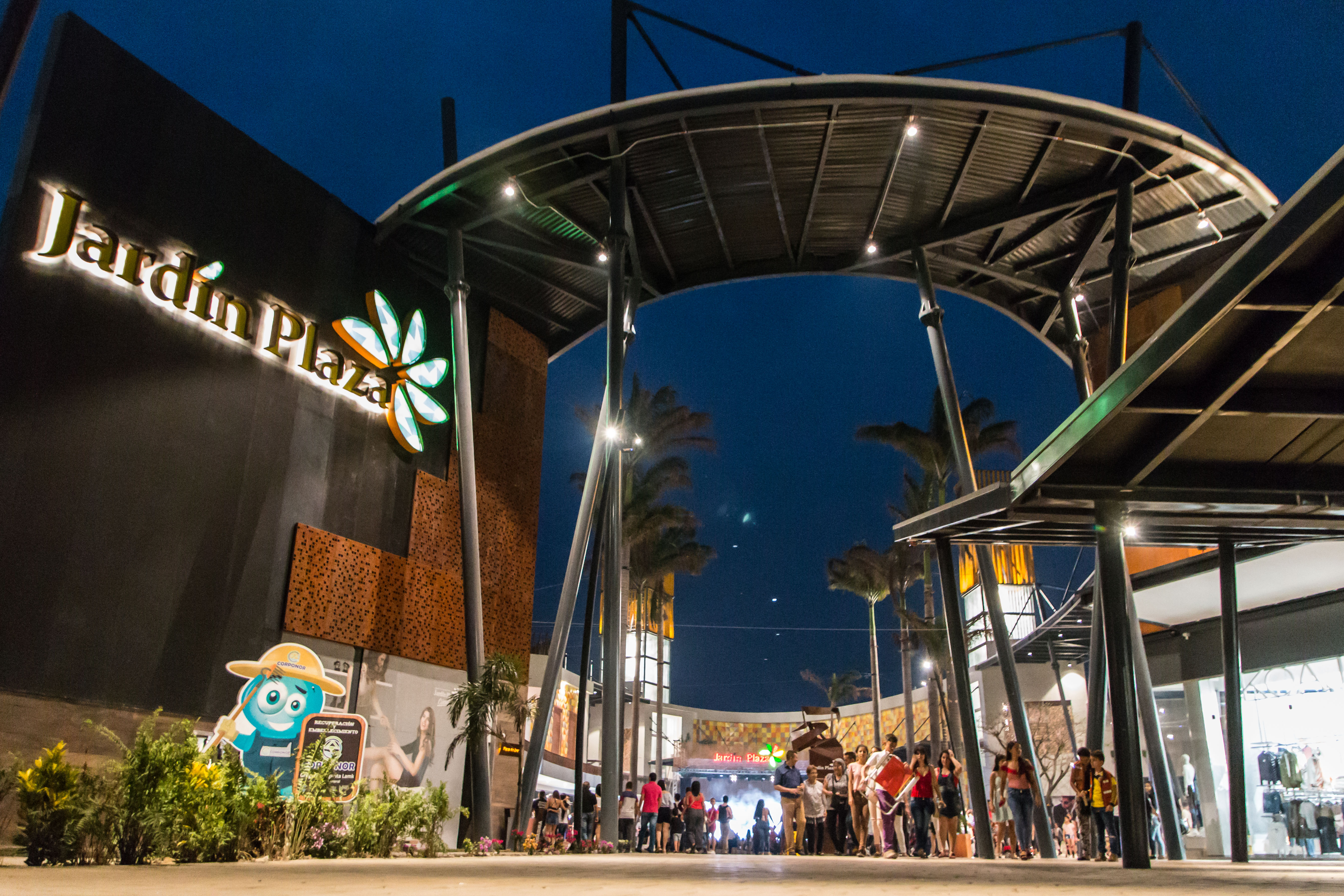 Pei completes the acquisition of a 50% stake in Jardín Plaza Cúcuta Shopping Center