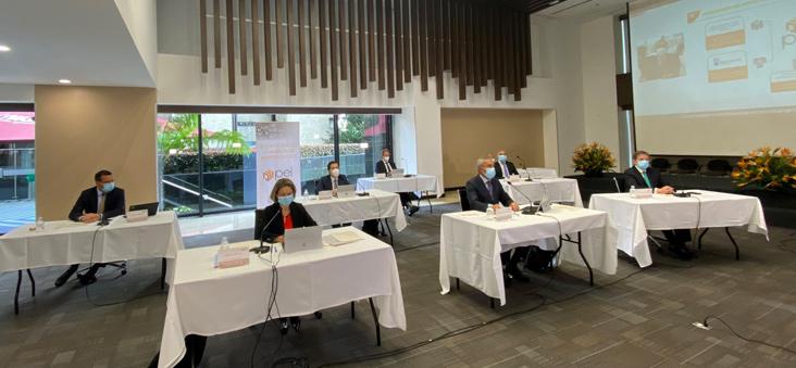 Pei realizó Asamblea Ordinaria de Inversionistas de TEIS