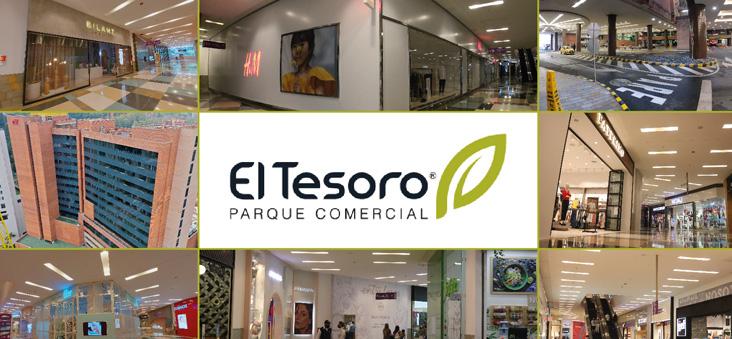 Pei anuncia la adquisición del 26% de los locales comerciales de la Etapa IV del Centro Comercial El Tesoro en Medellín