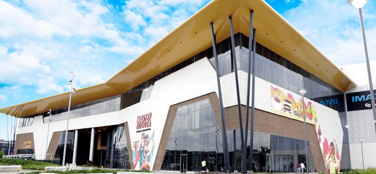 Pei tendrá un porcentaje mayoritario del Centro Comercial Nuestro Bogotá