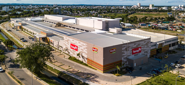 Pei amplía su participación en el Centro Comercial Nuestro Montería al 54.5%